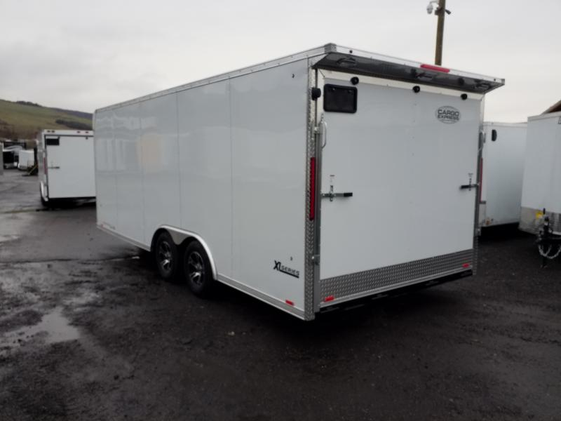 2019 Look Trailers LXT 8.5X20 7K Car / Racing Trailer