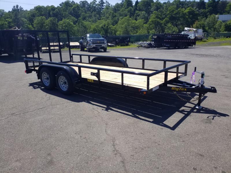 2020 Big Tex Trailers 60ES-16 77X16 6K Utility Trailer