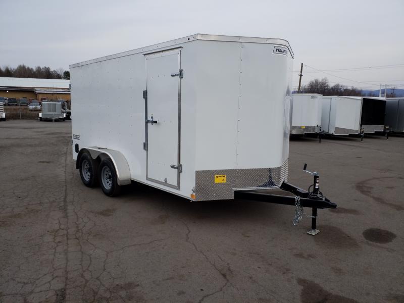 2019 Haulmark PPT 7X14 BARN DOORS Enclosed Cargo Trailer