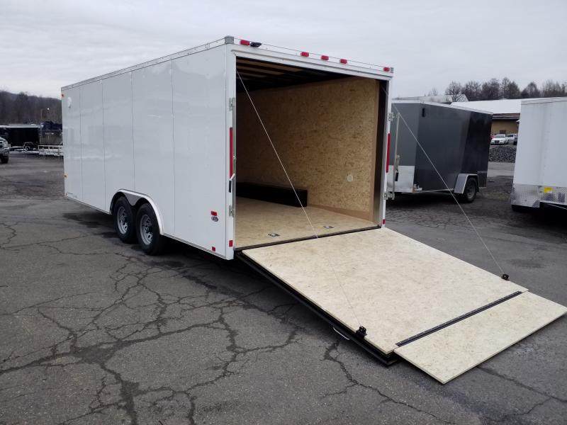 2019 Look Trailers ST 8.5X20 10K Enclosed Cargo Trailer