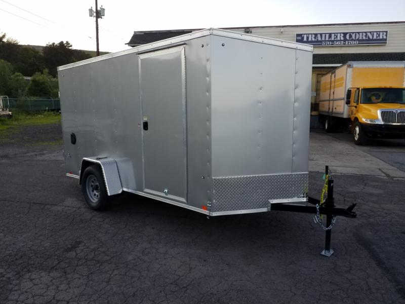 2020 Look Trailers STLC 6X12 BARN DOORS Enclosed Cargo Trailer