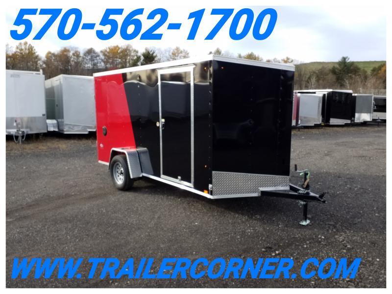 2019 Look Trailers STLC 6X12 BIKE TRAILER Enclosed Cargo Trailer