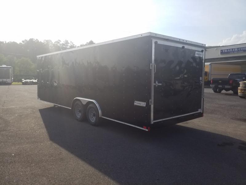 2019 Haulmark PPT 8.5X24 10K Car / Racing Trailer