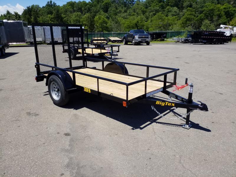 2020 Big Tex Trailers 30ES-10 5X10 Utility Trailer