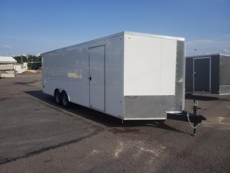 2020 Look Trailers EWLC 8.5X24 10K Car / Racing Trailer