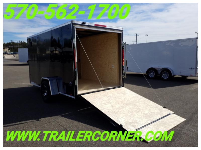 2019 Look Trailers STLC 6X12 BIKE HAULER Enclosed Cargo Trailer