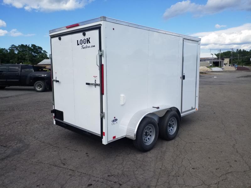 2020 Look Trailers STLC 6X12 7K RAMP DOOR Enclosed Cargo Trailer