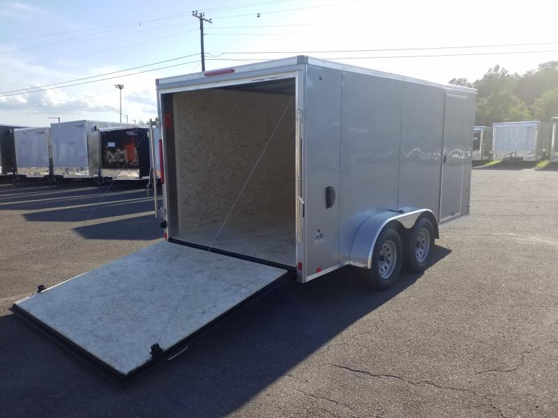 2020 Look Trailers STLC 7X14 RAMP DOOR Enclosed Cargo Trailer