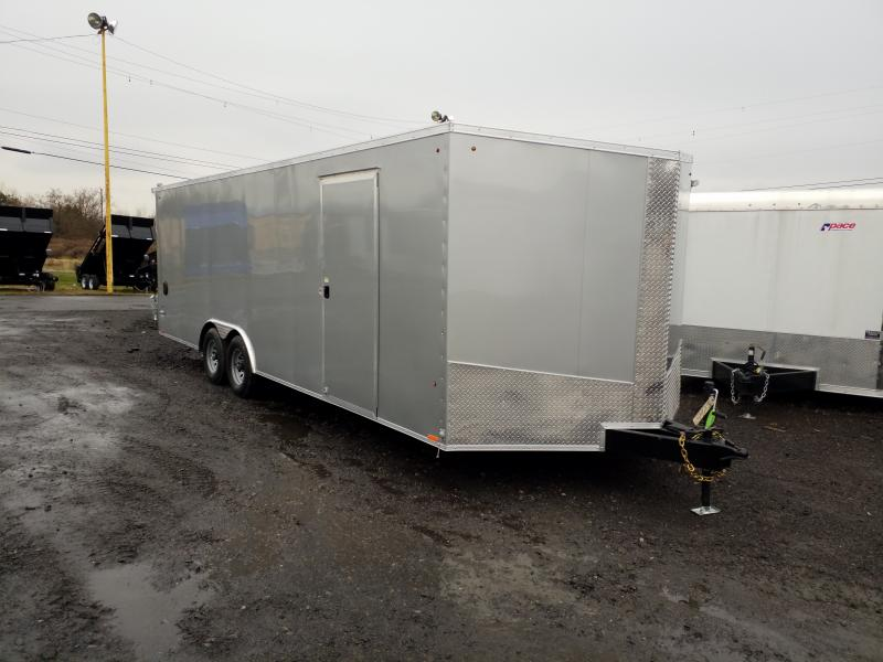 2019 Look Trailers EWLC 8.5X24 10K Car / Racing Trailer