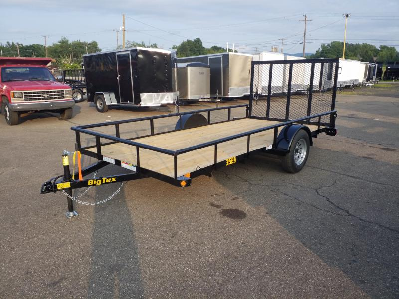 2020 Big Tex Trailers 35ES-14 77X14 Utility Trailer