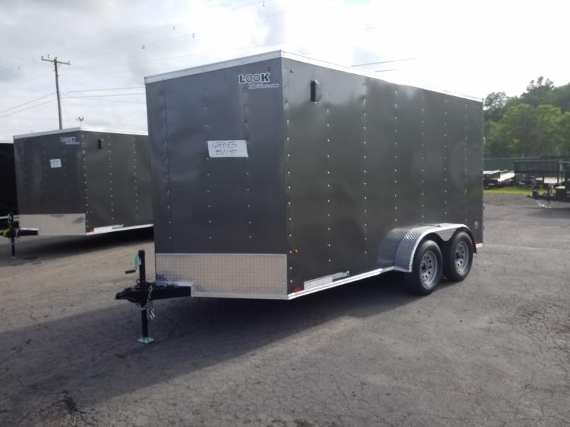 2020 Look Trailers STLC 7X14 UTV HEIGHT Enclosed Cargo Trailer