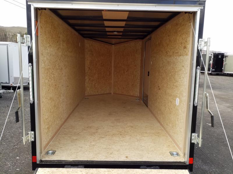 2018 Look Trailers EWLC 6X12 SCREWLESS Enclosed Cargo Trailer