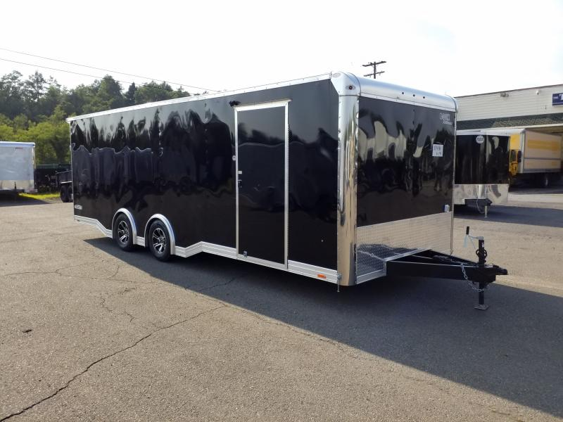 2020 Look Trailers ILRT 8.5X24 10K LOADED Car / Racing Trailer