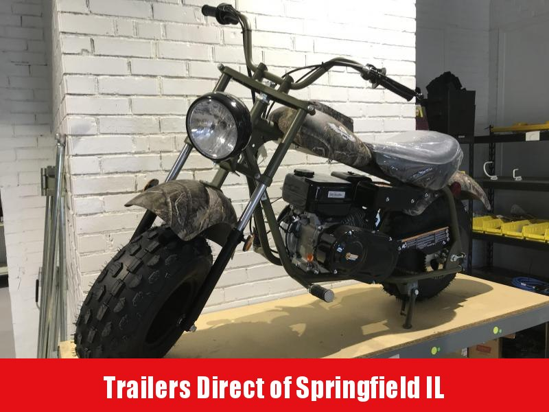 2019 Massimo MB200-C Mini Bike