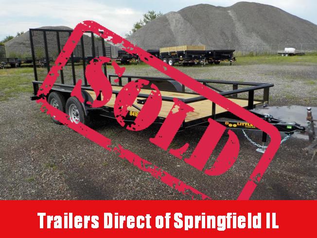 2018 Doolittle Trailer Mfg 77x12 Utility in Ashburn, VA