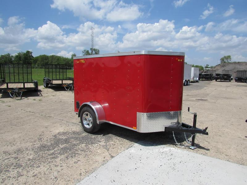 Doolittle Trailer Mfg Bullitt 5 x 8 Single Axle