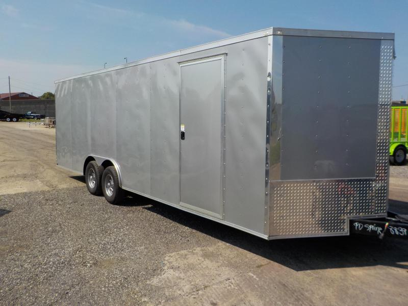 2019 Doolittle Trailer Mfg 8.5 x 24 Bulldog Enclosed Cargo Trailer
