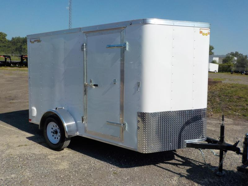 2019 Doolittle Trailer Mfg Doolittle Bullitt Enclosed Cargo Trailer