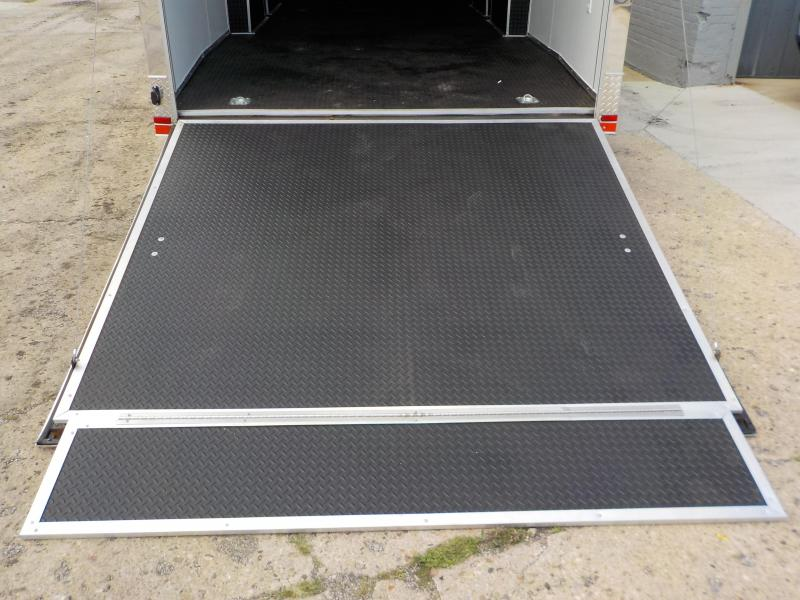 2018 Doolittle Trailer Mfg 8.5x28 Bulldog Race Ready Enclosed Cargo Trailer