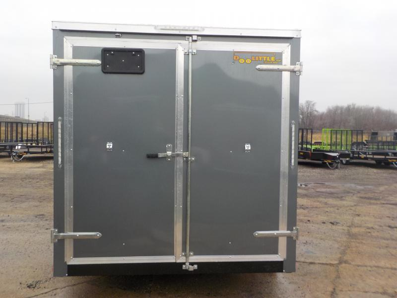 2019 Doolittle Trailer Mfg 7X16 Cargo Enclosed Cargo Trailer