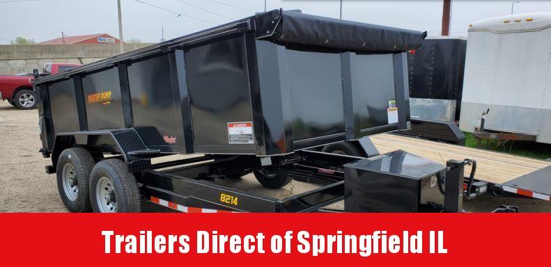 2019 Doolittle Trailer Mfg Masterdump 8200 Series 82 x 16 Tandem Axle 16K Dump Trailer