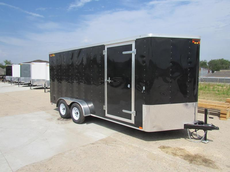Doolittle Trailer Mfg Bullitt 7x 16 7K