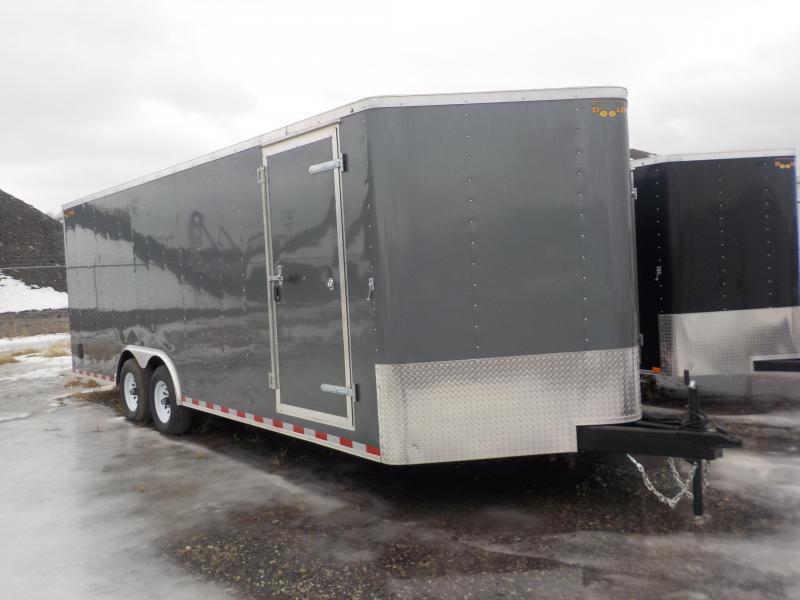2018 Doolittle Trailer Mfg 8.5x22 T/A Enclosed Cargo Trailer