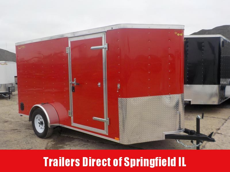 CARGO TRAILERS FOR RENT - 2019 Doolittle Enclosed Bullitt Cargo Trailers in Ashburn, VA