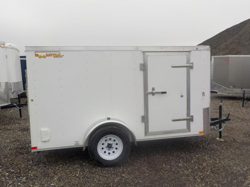 2019 Doolittle Trailer Mfg 5x10 S/A Enclosed Cargo Trailer