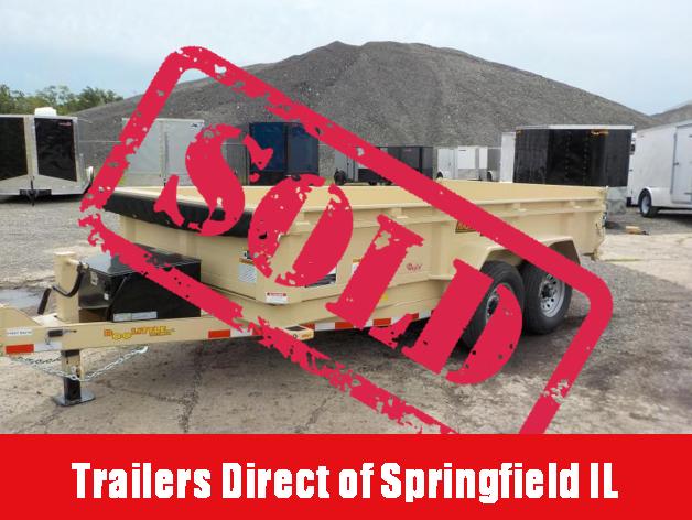 2018 Doolittle Trailer Mfg 82x14 MasterDump Scissor 14K Dump Trailer in Ashburn, VA