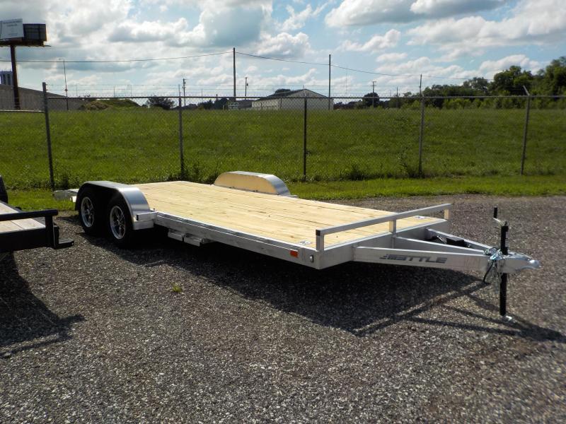 2018 MVM7 82x20 Car Hauler Equipment Trailer