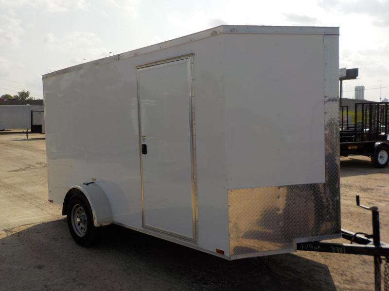 2019 Doolittle Trailer Mfg 6x12 Bulldog Enclosed Cargo Trailer