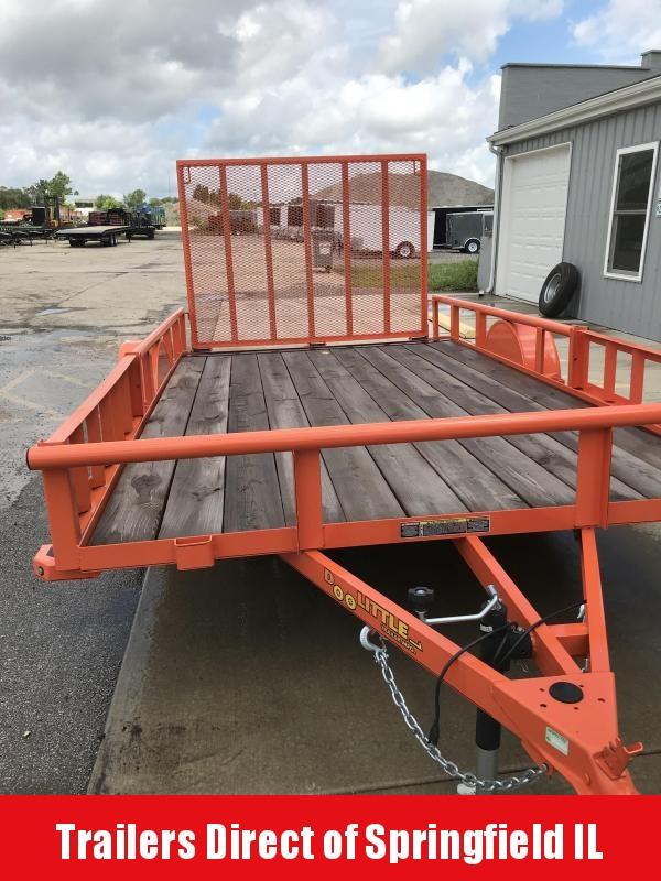 2018 Doolittle Trailer Mfg 84x14 770 Series Utility in Ashburn, VA