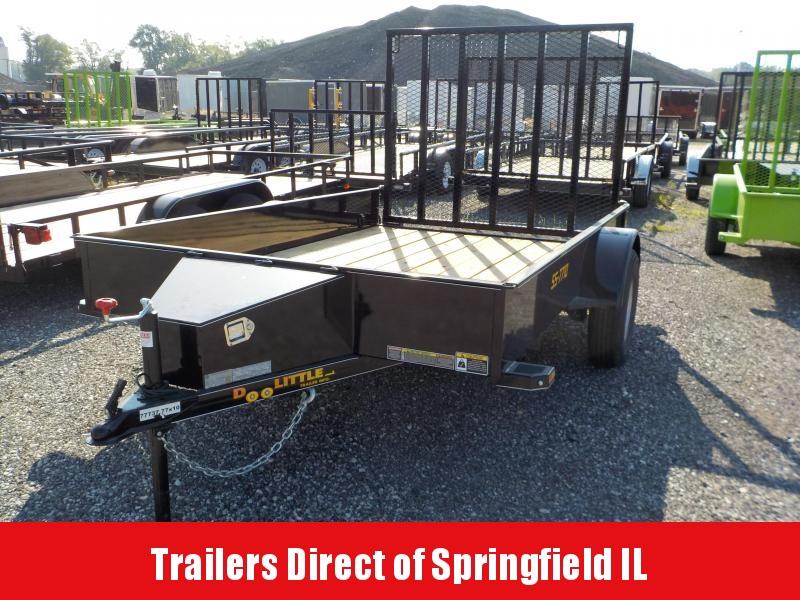 2018 Doolittle Trailer Mfg 77x10 Utility Trailer in Ashburn, VA