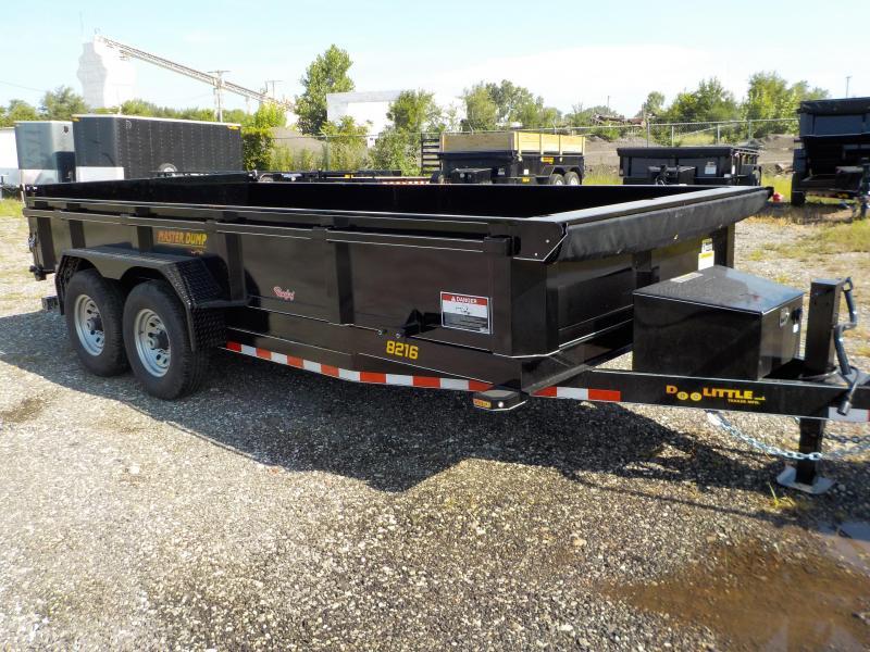 2019 Doolittle Trailer Mfg 82x16 Master Dump Trailer in Bloomsdale, MO