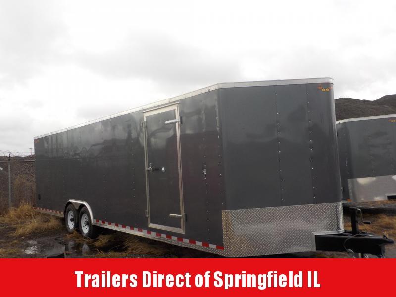 2019 Doolittle Trailer Mfg Doolittle Cargo 8.5x28 14k Enclosed Cargo Trailer in Ashburn, VA