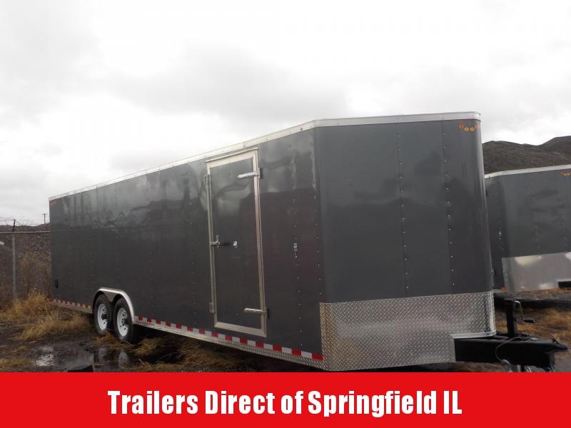 2019 Doolittle Trailer Mfg Doolittle Cargo 8.5x28 14k Enclosed Cargo Trailer