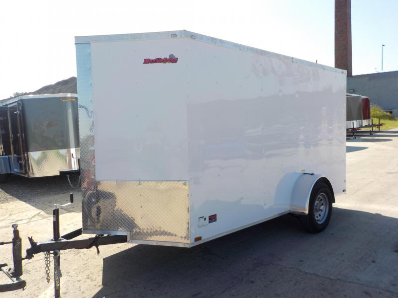 2019 Doolittle Trailer Mfg Bulldog 6x12 Enclosed Cargo Trailer