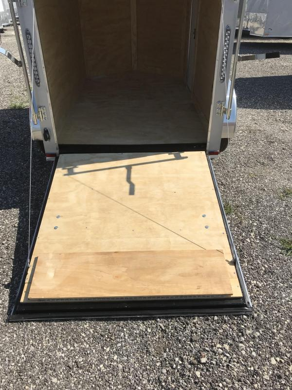 2019 Doolittle Trailer Mfg 5x8 Bulldog Enclosed Cargo Trailer