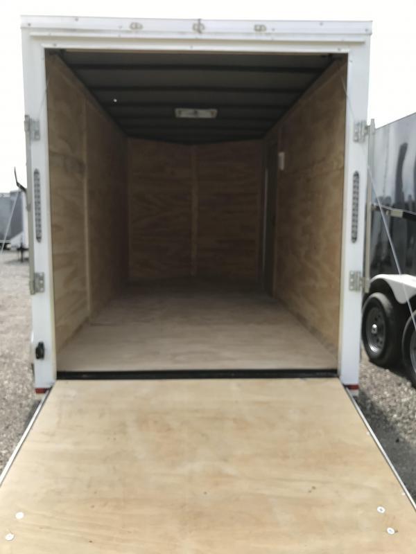 2019 Doolittle Trailer Mfg 6x12 Bulldog Enclosed 7K Cargo Trailer