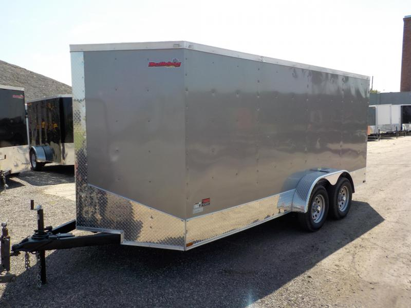 2019 Doolittle Trailer Mfg 7x16 Bulldog Enclosed Cargo Trailer