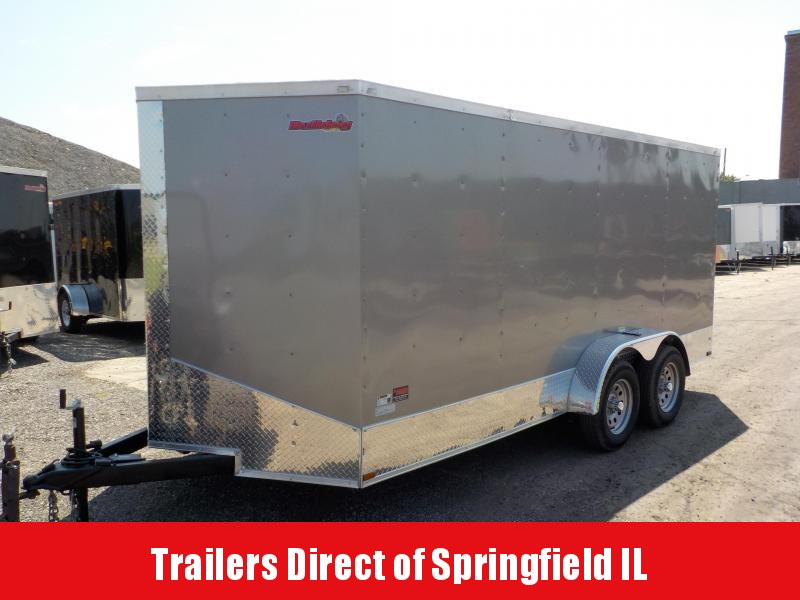 2019 Doolittle Trailer Mfg 7x16 Bulldog Enclosed Cargo Trailer in Ashburn, VA