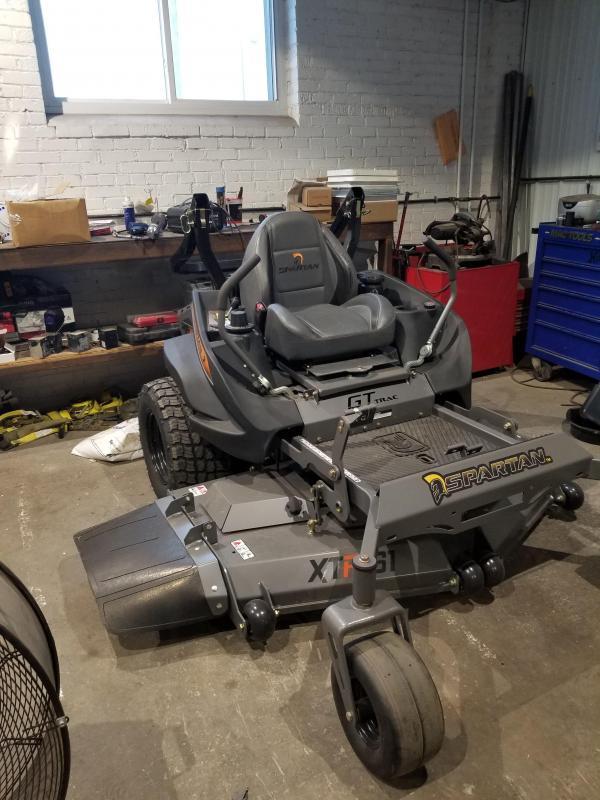 2018 Spartan RT HD 61 Kawasaki 27hp Lawn