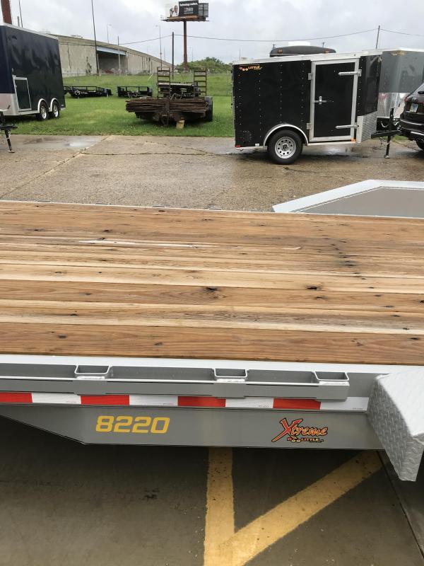 2019 Doolittle Trailer Mfg Xtreme 82x20 14K Equipment Trailer