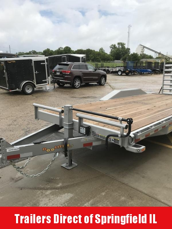 2019 Doolittle Trailer Mfg Xtreme 82x20 14K Equipment Trailer