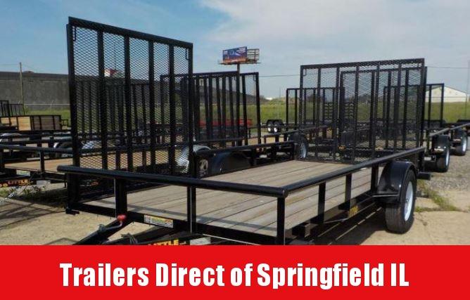 2018 Doolittle Trailer Mfg 77x14 Utility in Ashburn, VA