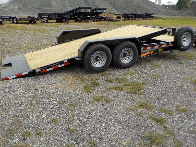 2019 Doolittle Trailer Mfg 82x20 EZ Loader GT 10K Equipment Trailer