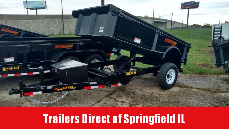 Doolittle Trailer Mfg Masterdump 60