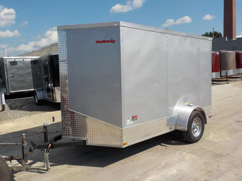 2018 Doolittle Trailer Mfg 6x10 Bulldog Enclosed Cargo Trailer