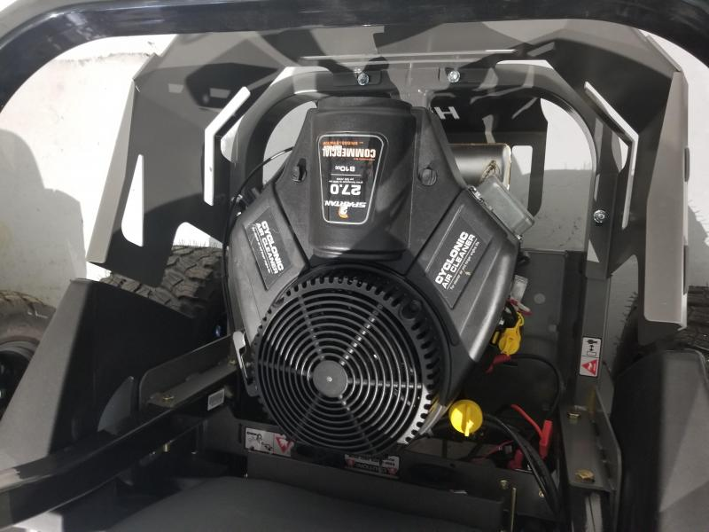 2018 Spartan RT PRO 61 27HP VANGUARD ENGINE Lawn